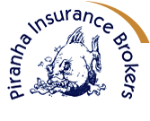 piranha insurance logo